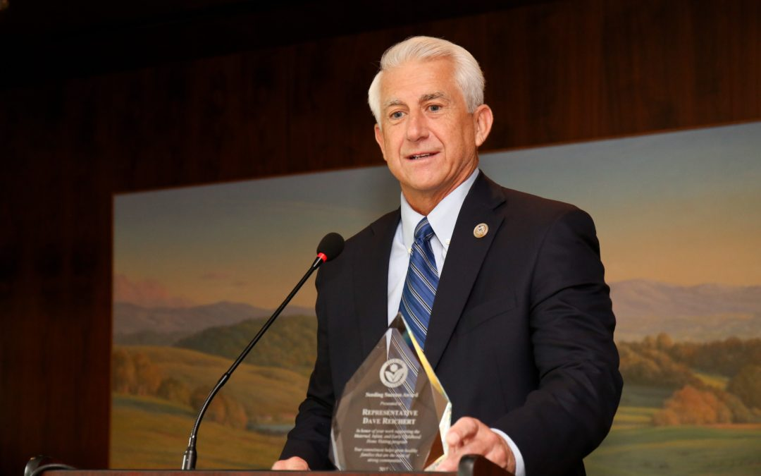 Rep. Dave Reichert: We must invest in home visiting to protect our communities