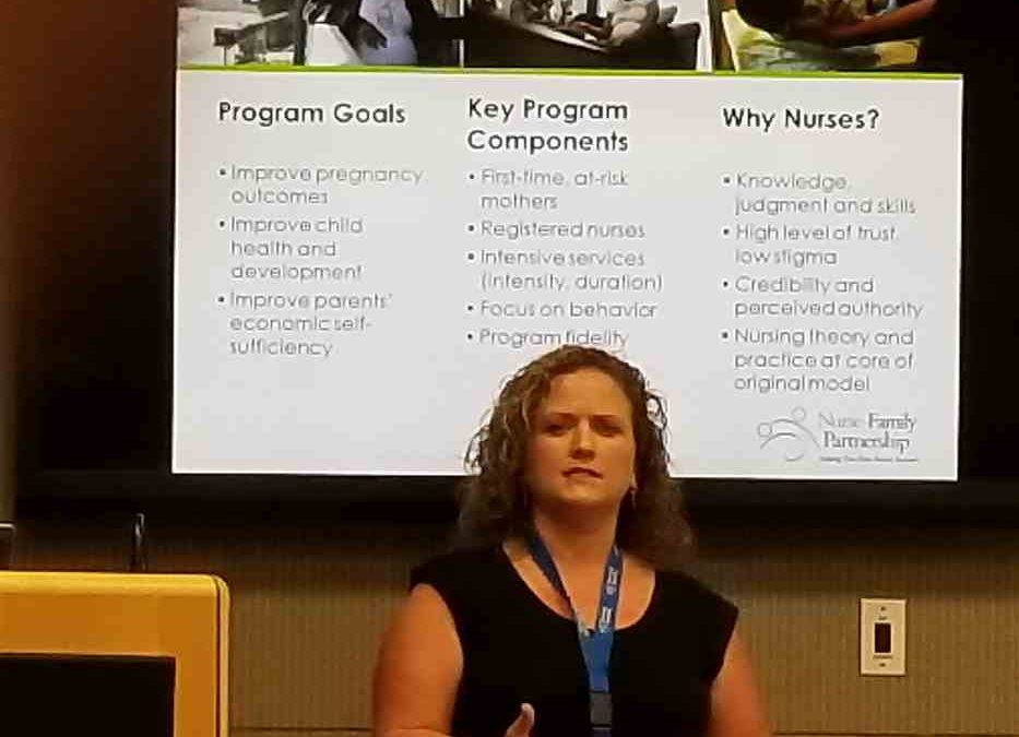 Johnson City Press: First-time mothers reaping benefits of nurse/family partnership program